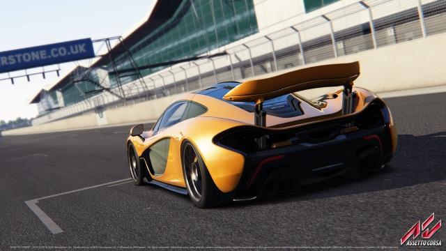 Assetto Corsa (X1/PS4)