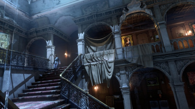 Mozgásban a Rise of the Tomb Raider PS4 Pro változata