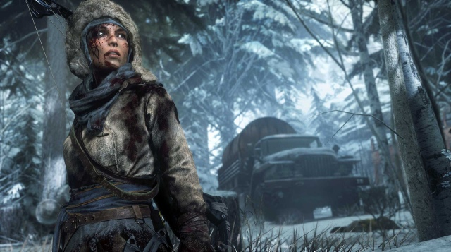 Rise of the Tomb Raider 20 éves ünnepi trailer