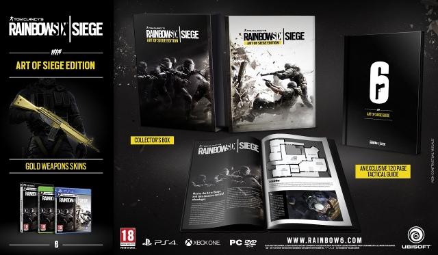 Újabb Rainbow Six: Siege információk