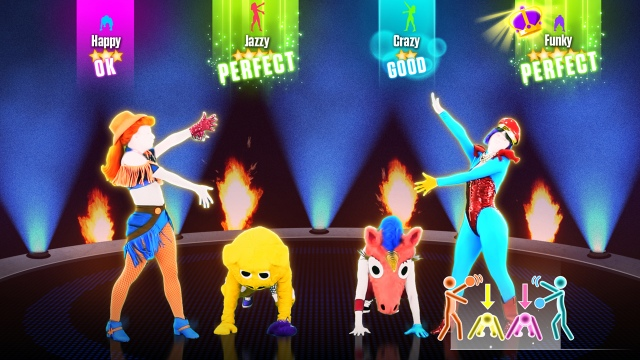 Just Dance 2015 gamescom képek és trailerduó
