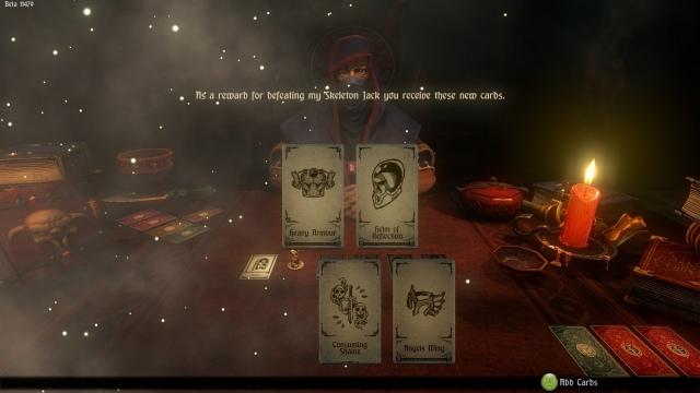 Hand of Fate bétateszt