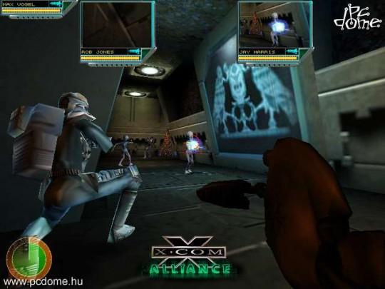 X-COM Alliance interjú