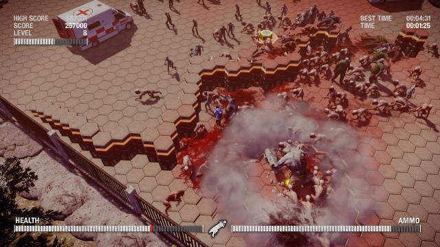 Hamarosan érkezik a Kill All Zombies nevű interaktív shooter