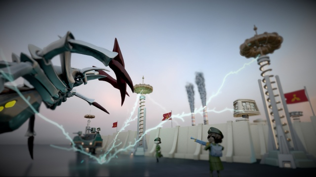 The Tomorrow Children E3 képek