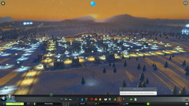 Cities: Skylines After Dark és Snowfall