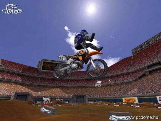 Motocross Madness 2 cheat