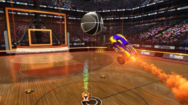 Kosárlabdás játékmód készül a Rocket League-hez