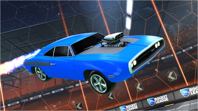 Új Fast & Furious DLC a Rocket League-hez