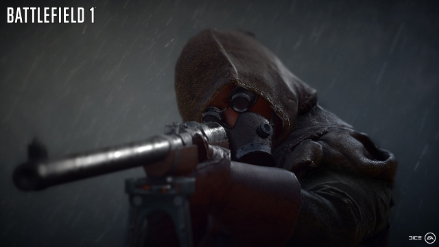 Battlefield 1 multiplayer bétateszt