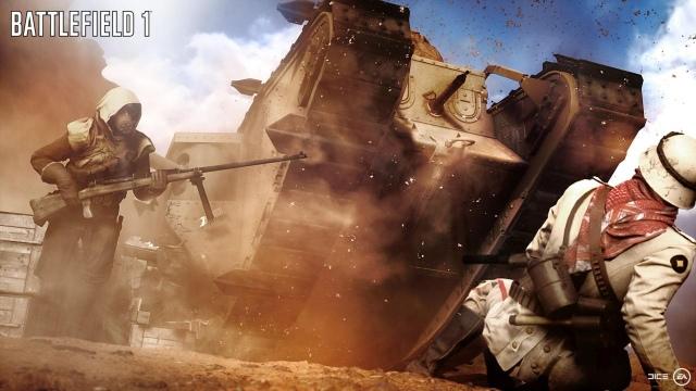 Battlefield 5 helyett Battlefield 1