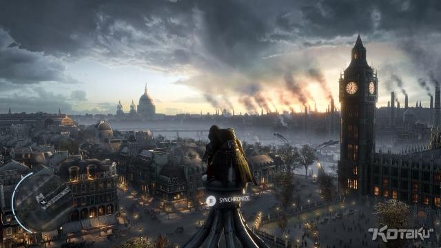Londonban játszódhat a következő Assassin's Creed