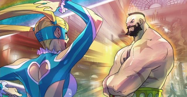 Bemutatták a Street Fighter V játékmódjait