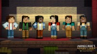 Minecraft: Story Mode képek