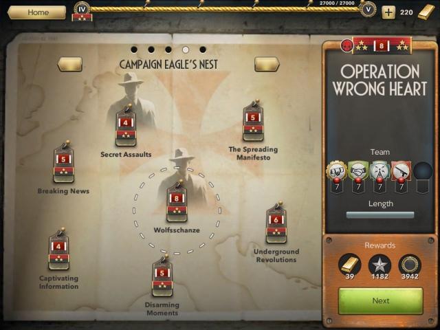 Spymaster (iOS)