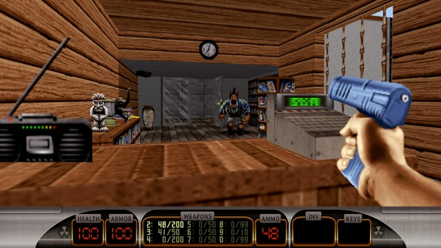 Duke Nukem 3D Megaton Edition (PS3)