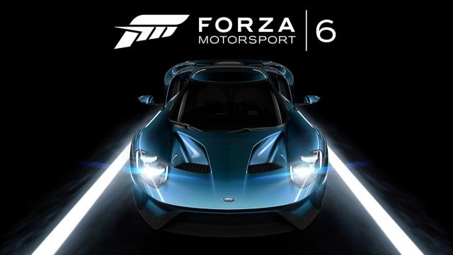 Xbox One-ra jön a Forza Motosport 6