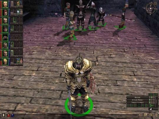 Dungeon Siege cheat