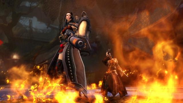 Raidek jönnek a Guild Wars 2: Heart of Thornsban