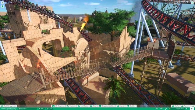 Planet Coaster: Adventure Pack