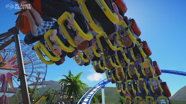 Már elérhető a Planet Coaster korai változata
