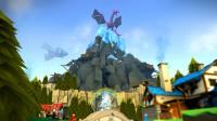 Skyworld – körökre osztott stratégia Vive-ra