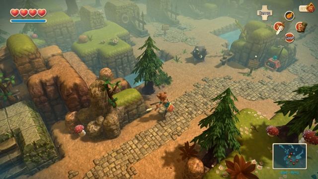 Jövő héten jön PC-re az Oceanhorn: Monster of Uncharted Seas
