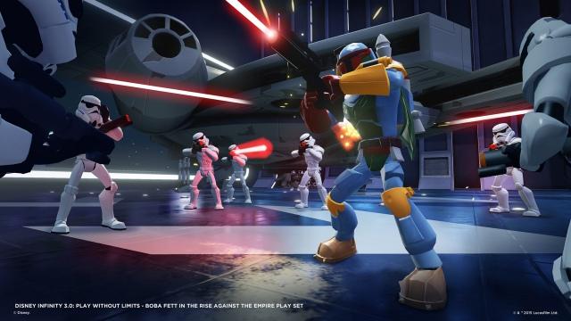További Star Wars szereplők a Disney Infinity 3.0-ban