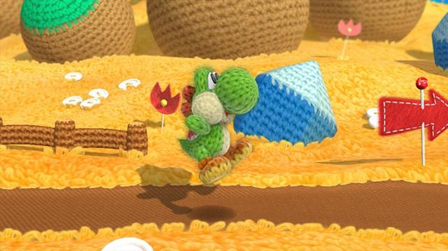 Június végén érkezik a Yoshi's Woolly World
