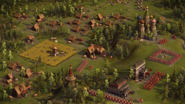 Szeptemberben jelenik meg a Cossacks 3