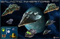 Galactic Inheritors a Steamen