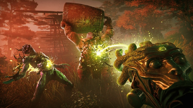 Megérkezett a Shadow Warrior 2: Bounty Hunt Part I