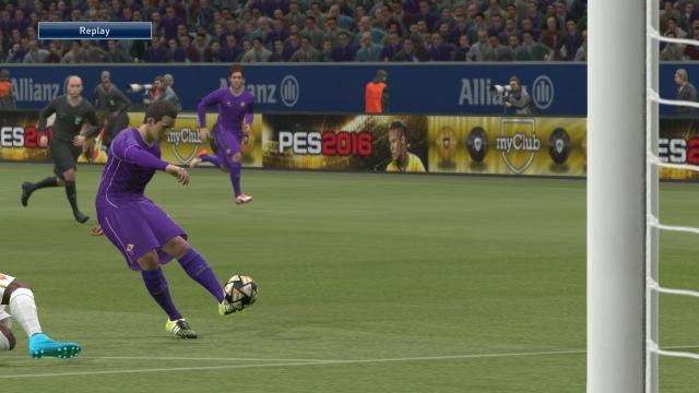 Pro Evolution Soccer 2016 videoteszt