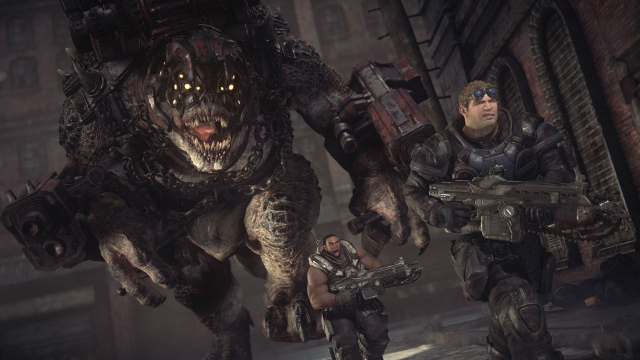 Mozgásban a Gears of War: Ultimate Edition