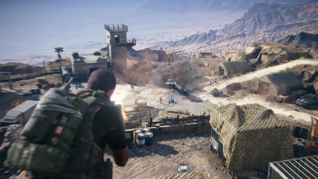 Játékmenet-video a Ghost Recon Wildlandsből