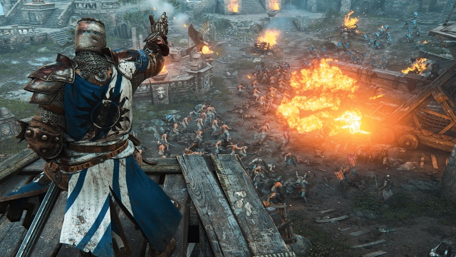 Középkori akciójáték lesz a For Honor