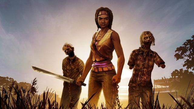 The Walking Dead: Michonne - háromrészes minisorozat