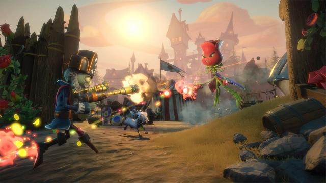 Folytatódik a Plants vs. Zombies: Garden Warfare