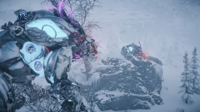 Horizon: Zero Dawn – The Frozen Wilds