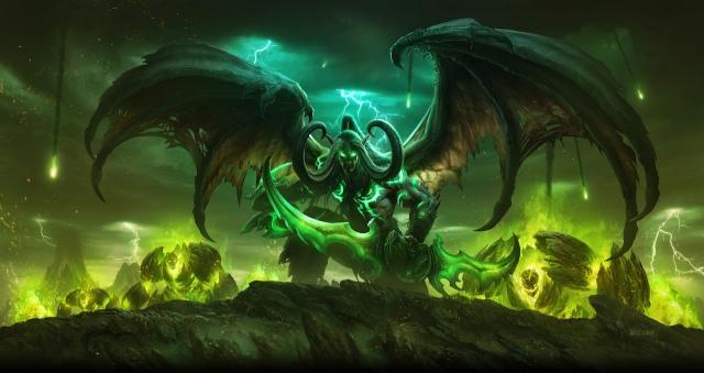 Legion címmel jön a hatodik World of Warcraft kiegészítő