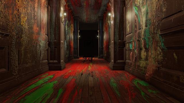 Layers of Fear - egy őrült festő elméjében ragadva