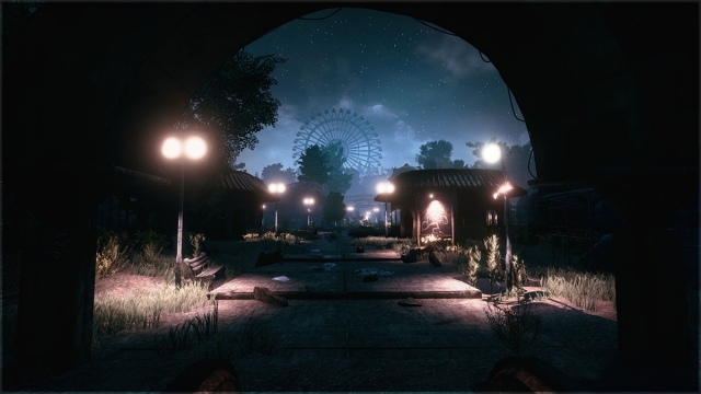 Októberben jön a The Park horrorjáték a FunComtól