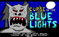Curse of the Blue Lights - The Video Game