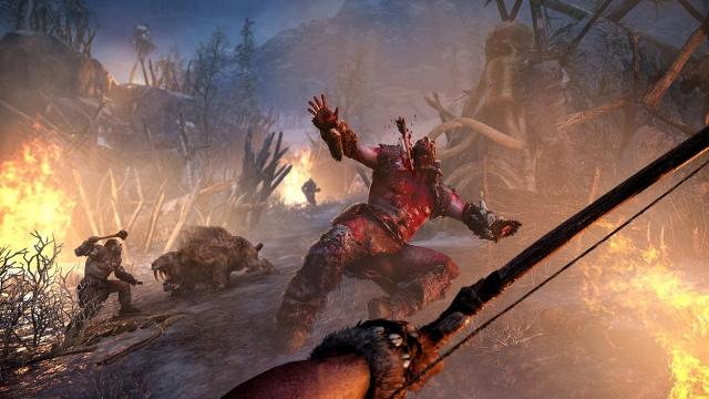 Brutális lesz a Far Cry Primal