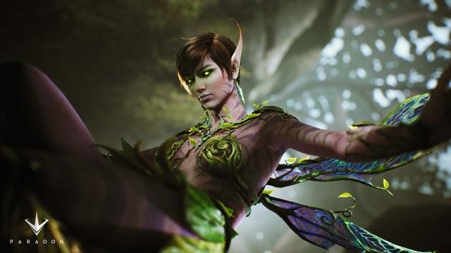 The Fey a Paragon új hősnője