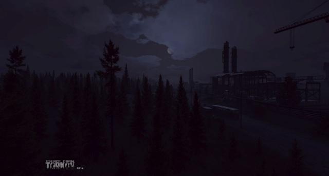Éjjel-nappal Escape from Tarkov