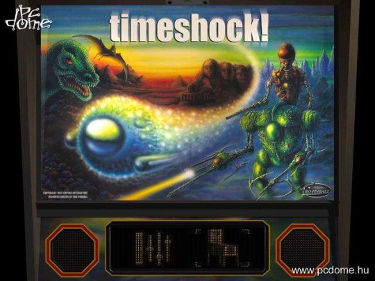 Pro Pinball Timeshock