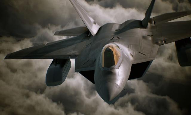 Ace Combat 7 bejelentés