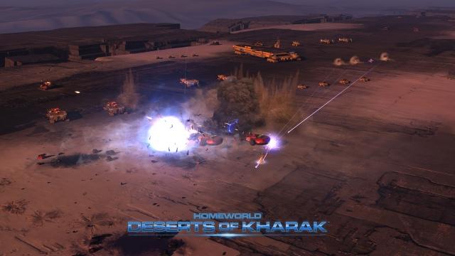 Készül a Homeworld: Deserts of Kharak