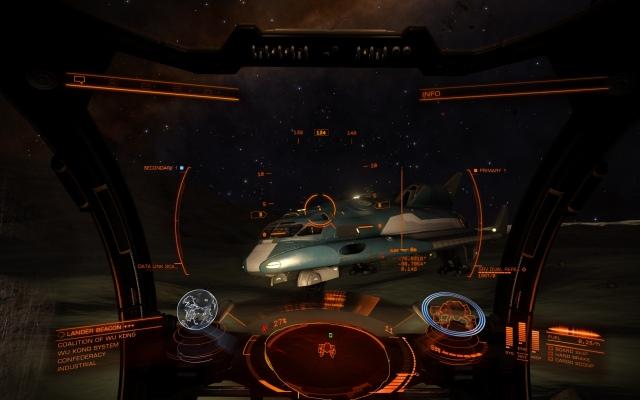 Elite Dangerous: Horizons Early Access próbakör (Planetary Landings)